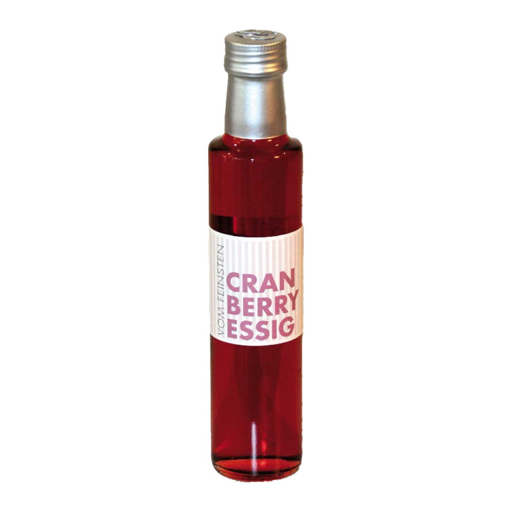 Cranberry Essig