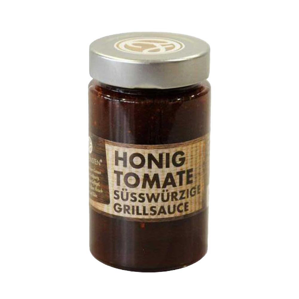 Grillsauce Honig Tomate