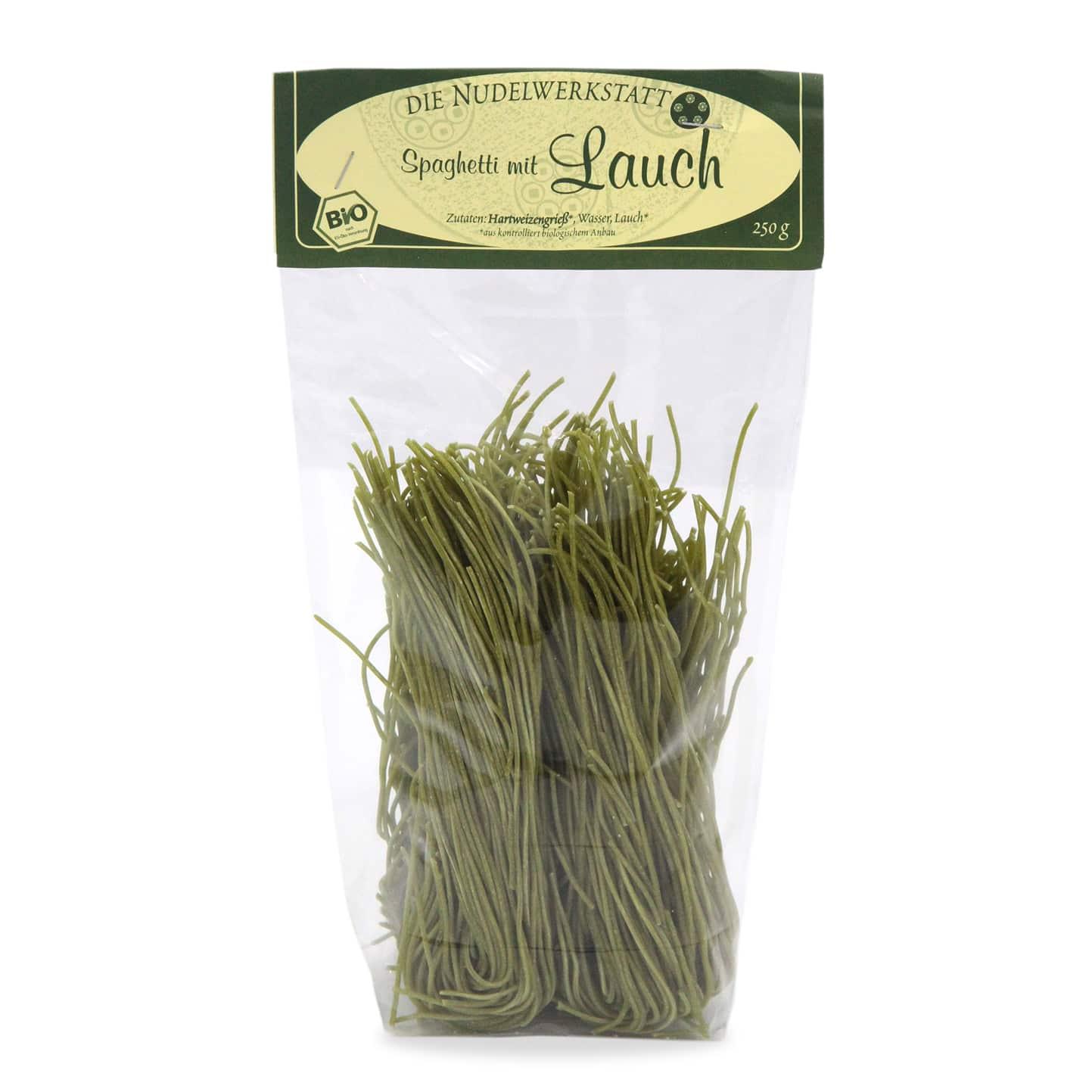 Spaghetti Lauch 250g