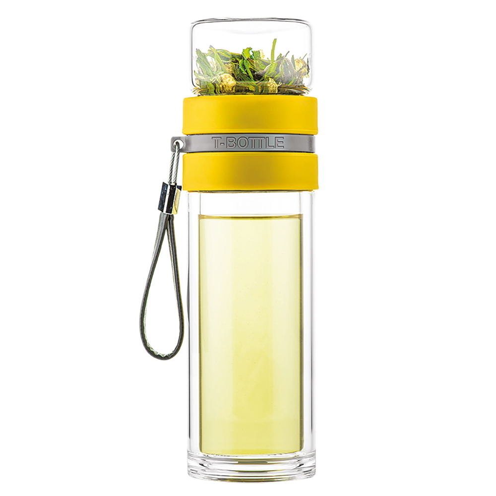 T-Bottle Honey Yellow