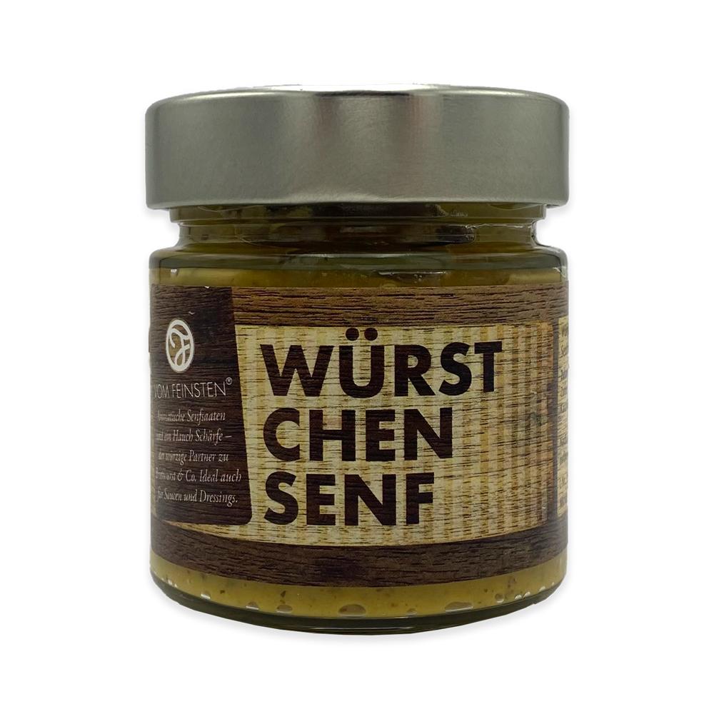 Senf - Würstchen