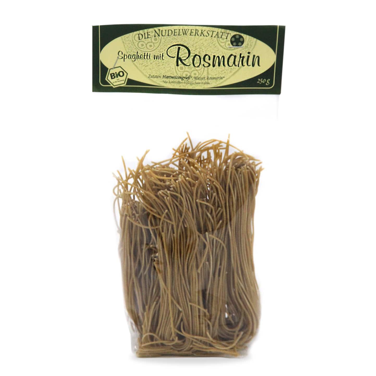 Spaghetti Rosmarin 250g