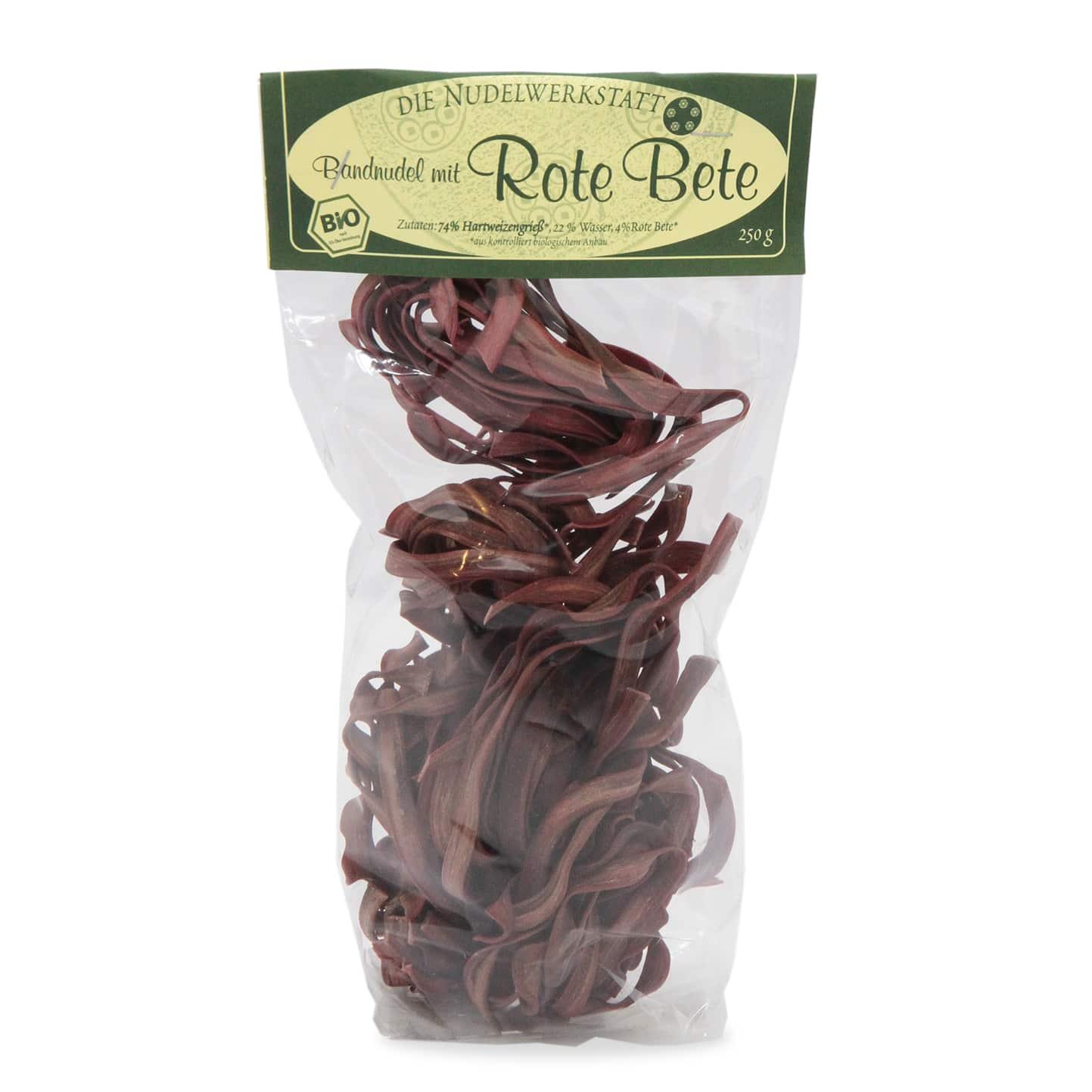 BandnudelnRote Beete 250 g