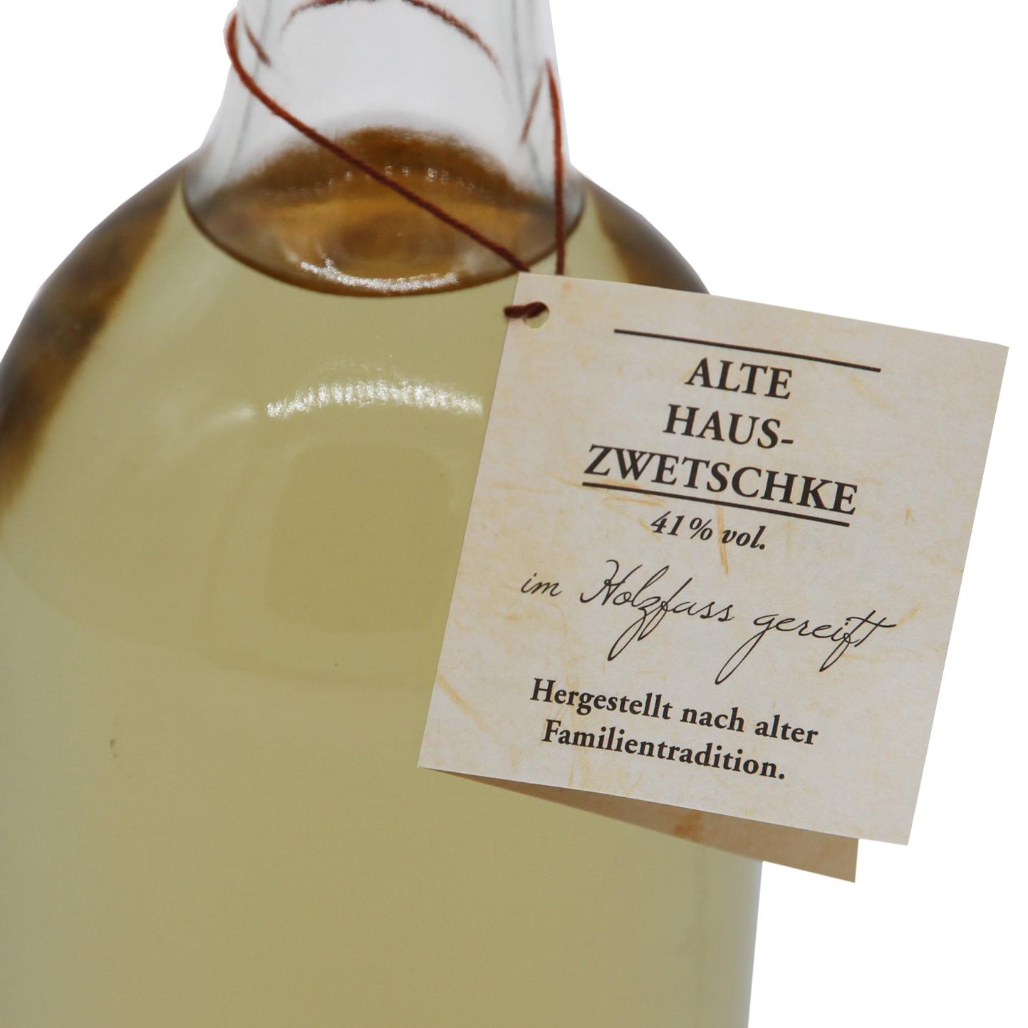 Prinz Alte Haus-Zwetschke, 1 L