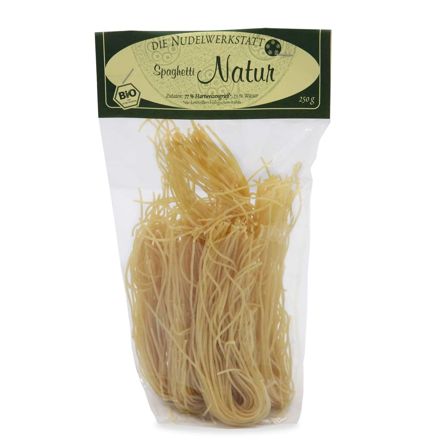 SpaghettiNatur 250g