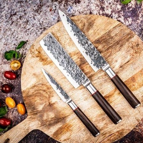 Sebra Messerset 3-Teilig
